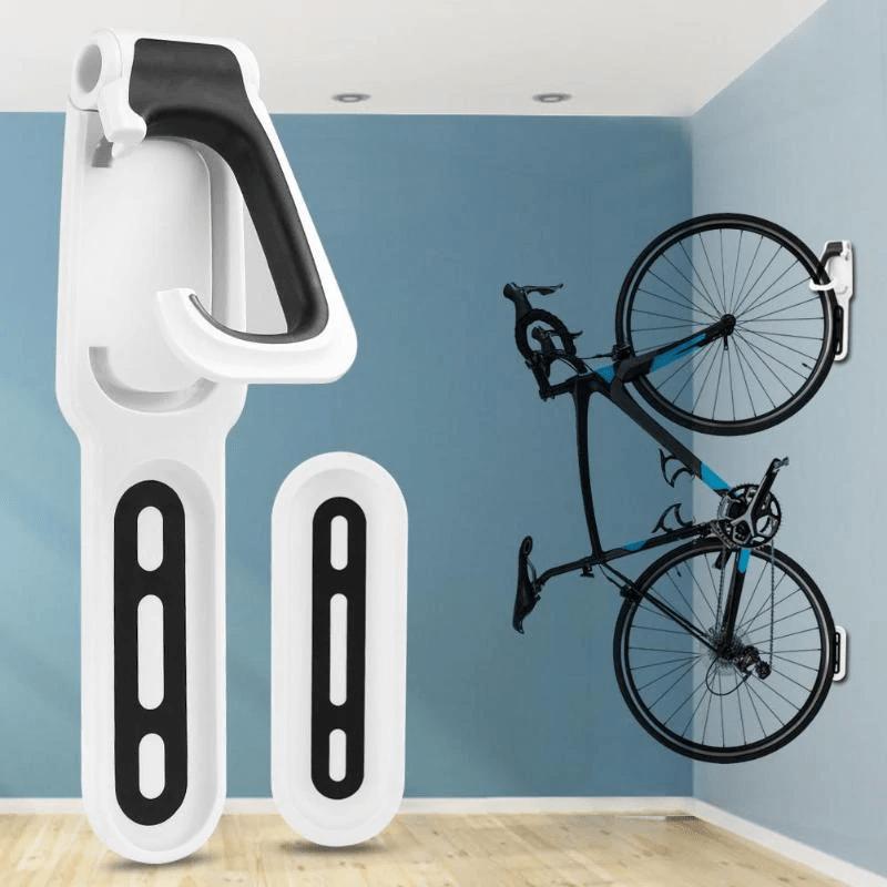 Крепление велосипеда к стене
