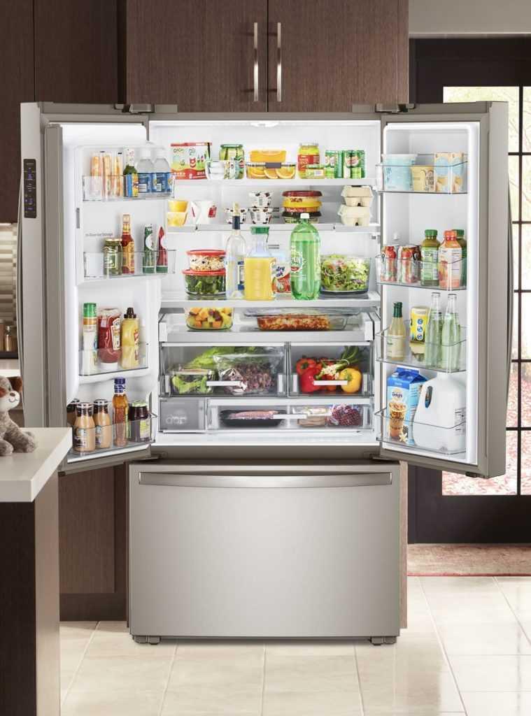 Подготовка холодильника к переезду