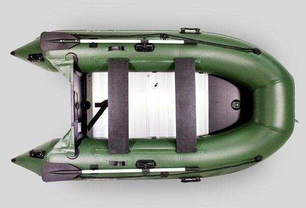 Хранение лодки